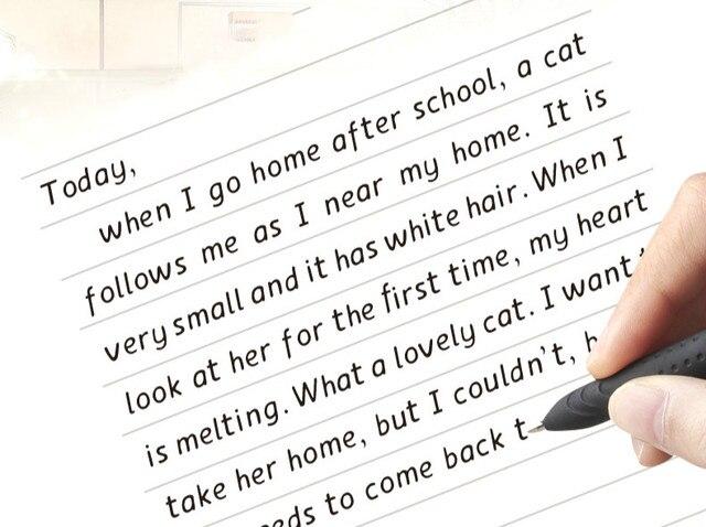 Английская каллиграфическая книга для взрослых и детей 3 шт