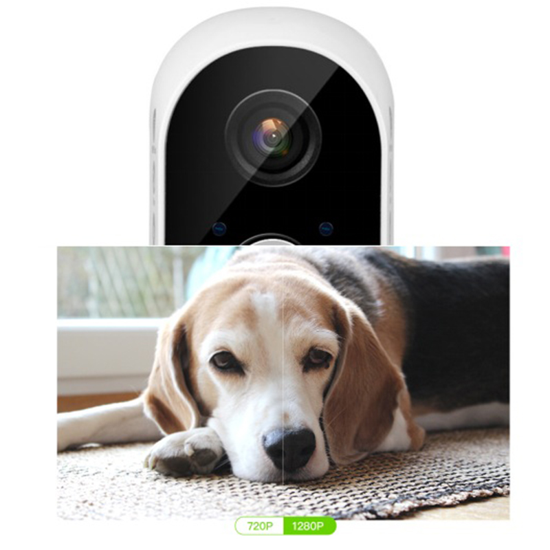 Image 4 - 1080P Waterproof Security Battery Wifi IP CCTV Camera Wire Free Easy Installation Two Way Audio Motion Sensor ICloud Service-in Surveillance Cameras from Security & Protection