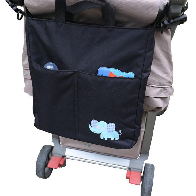Diaper Bag Baby Stroller Storage Bag Basket Travel Stroller Organizer Baby Changing Baby Stroller Accessories Hang Bag Mami Bag  sc 1 st  Aliexpress & Online Shop Diaper Bag Baby Stroller Storage Bag Basket Travel ...