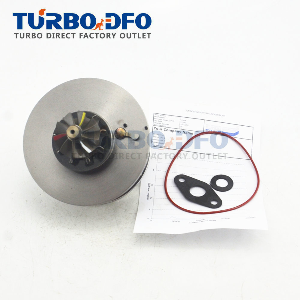Turbocharger Garrett GT1749V 717858 turbo cartridge core CHRA for Audi A4 A6 1.9 TDI AFV AWX 130 HP 2000-2004 038145702G цены онлайн