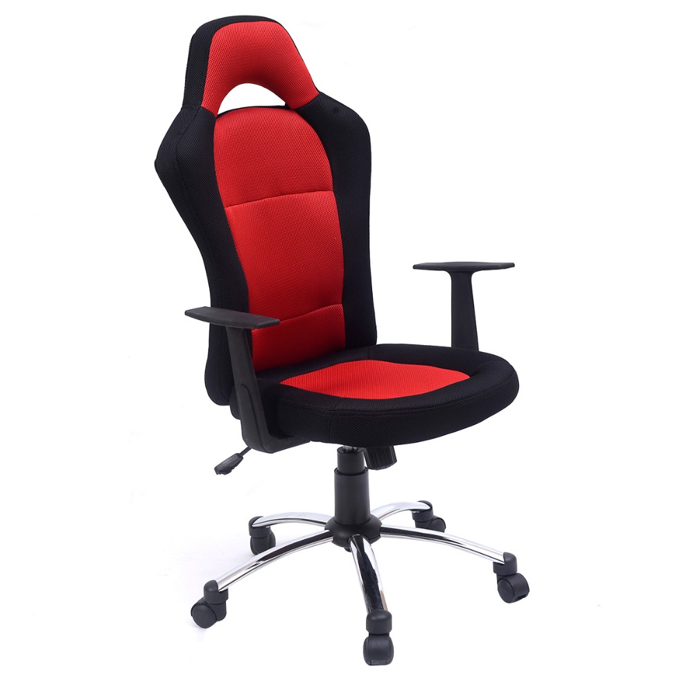 2016 New Hight quality 3 colors PU Leather High Back Office Chair Executive Task Ergonomic Computer Desk CB10049RE 240311 high quality pu leather computer chair stereo thicker cushion household office chair steel handrails