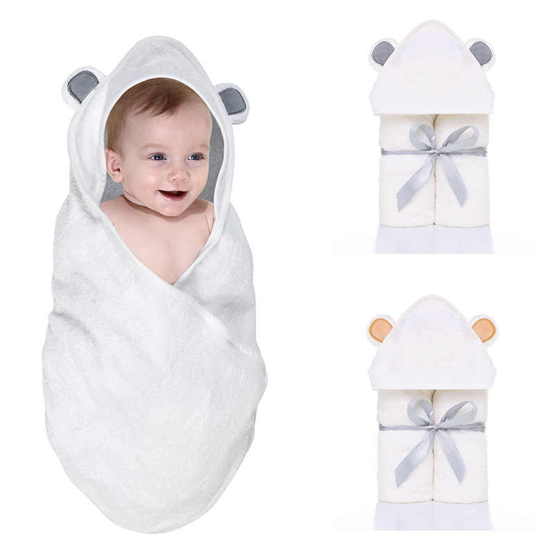 94bd41a76aae Detail Feedback Questions about Cotton Baby Care Hooded Bath Towel ...