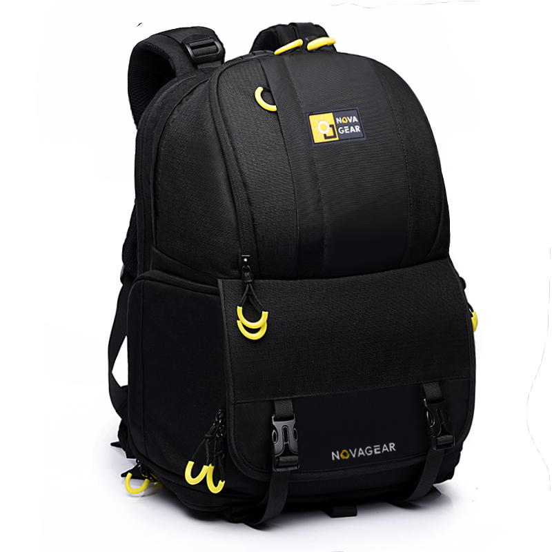 NOVAGEAR 6615 DSLR Camera Bag Photo Bag Universal Large Capacity Travel Camera Backpack For Canon Nikon