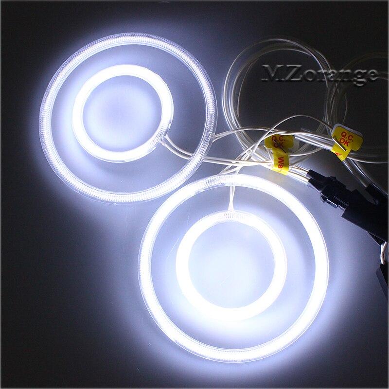 CCFL Halo Rings Headlight CCFL Angel Eyes Kit White 6000k For FORD Mondeo MK3 2001 2003 2004 2005 2006 2007 торшер favourite kombi 1702 1f