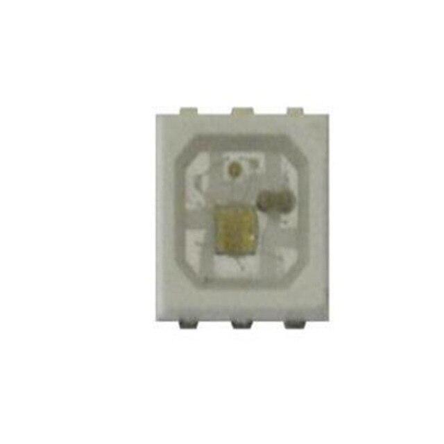 10-1500 pièces WS2813-Mini; contrôle Intelligent LED source lumineuse intégrée; WS2813 3535 SMD RGB LED perle avec puce WS2818 intégrée