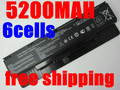 5200 mah batería del ordenador portátil para asus a31-n56 a32-n56 a33-n56 n46 n56 n76 F55 N46V N56V B53V B53A F45A F45U N76V R500N N56D R503C