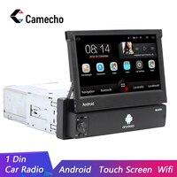 Camecho universal Autoradio Android 8.1 Car Multimedia Player Car Radio Car Stereo 1DIN 7'' GPS Wifi Bluetooth Auto Radio Stereo