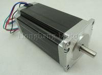 Nema23 stepper motor / 112mm 3A 425oz/in 2 phase 4 wire hybrid(Shaft Diameter 8mm)
