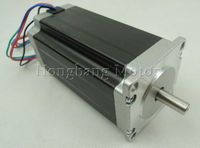 Nema23 stepper motor / 112mm 3A 425oz/in 2 phase 4 wire hybrid(Shaft Diameter 8mm)