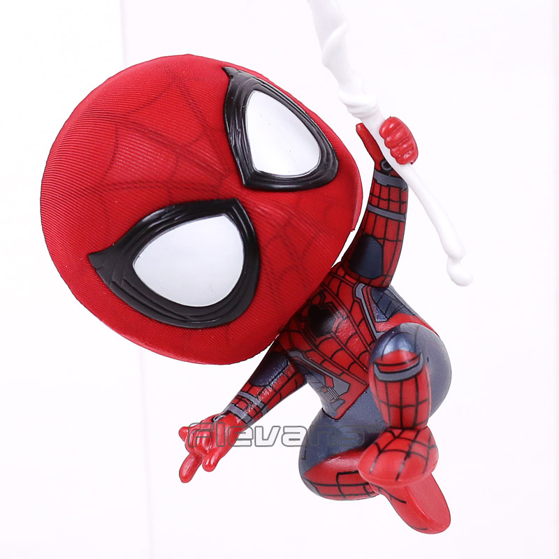 Cute Spider-Man Figure 3
