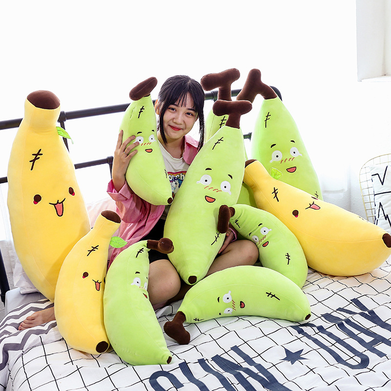 Buy Big Banana Plush And Get Free Shipping On Aliexpress Com