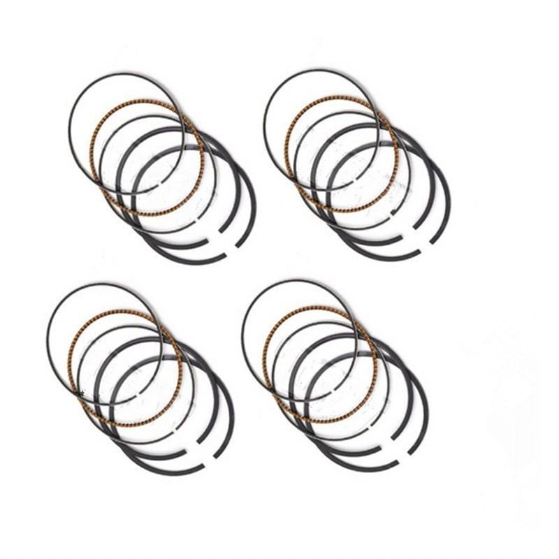4 Sets STD 49mm Piston Rings For Suzuki GSX250 GSX250R