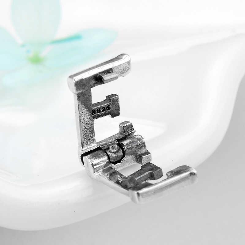 Neue Ankunft 925 Sterling Silber Brief E perlen Clips fit reflexions charme Armband für frauen schmuck machen