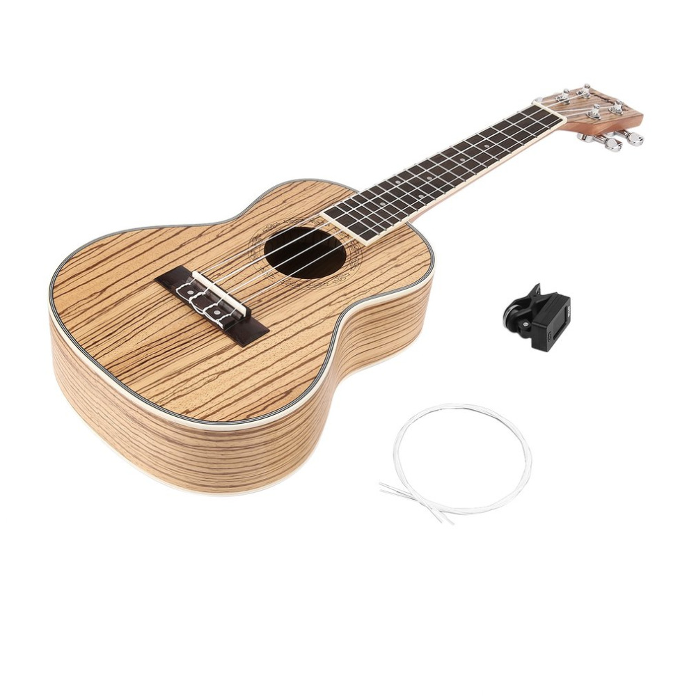 2018 21 Inch MUH10 Ukulele Set 4 String Acoustic Guitar Musical Instruments Set with Tuner for Solo Playing Singing Karaoke цена