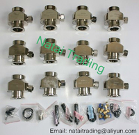 12pcs of common rail injector clamps diesel injector holders fuel injector adapters for Bosch for Denso simple package injector injector washer injector vw -