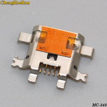 ChengHaoRan 20pcs For Sony Xperia M2 S50H D2303 D2305 D2306 micro usb charge charging connector plug dock socket port