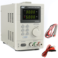 QJ3005P Adjustable Digital Linear Programmable DC Power Supply 30V 5A 0.01V 0.001A USB Remote Control Via PC 220V EU/US/AU Plug