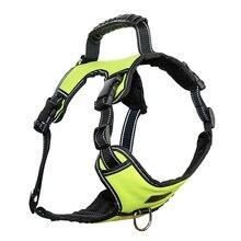 High Quality Dog Vests Harness Adjustable Safe Comfortable Soft Dogs For Medium Large Pitbull Husky german shepherd