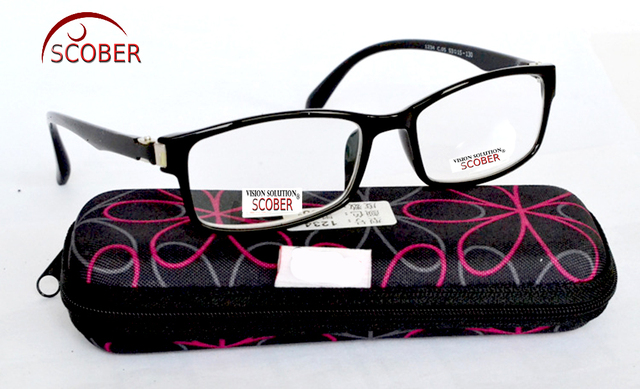 TR90 hand made glasses frame with Optical myopia lenses ...