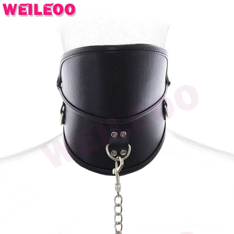 nose and mouth occlusion collar bdsm collar slave collar slave bdsm font b sex b font