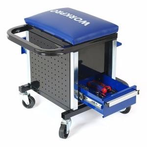 Image 5 - WORKPRO 135PC כלי סט מטלטלין Workbench מושב רכב תיקון כלי ערכת שרפרף שקע סט מכאני יד כלים סטי תיבה עבור רכב תיקון
