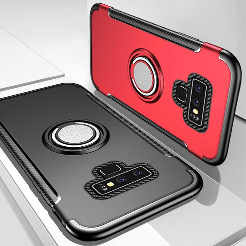 Nam châm Ốp Lưng Dành Cho Samsung Galaxy Samsung Galaxy S9 S8 S7 Plus Edge Note 9 8 J8 J7 J6 J5 J4 J2 Thủ pro A8 A9 Ngôi Sao J3 C8 C7 Plus 2018 2017 Trường Hợp