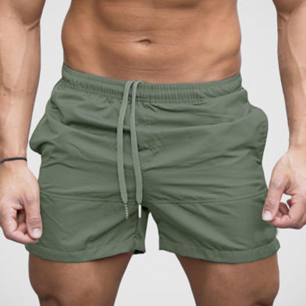 Expressive Short Masculino Fashion Pantalones Cortos Hombre Men Gym Casual Sports Jogging Elasticated Waist Shorts Pants Trousers Men's Clothing