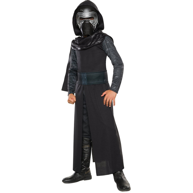 Halloween Movie Costume Star Wars The Force Awakens Kylo Ren