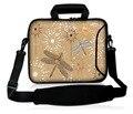 13 15 17 polegada de neoprene laptop shoulder bag case capa notebook pc sacos bolsas para macbook dell asua