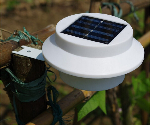 Solar Lampen Tuin : Online shop 5 stks set waterdichte led zonne energie hek gutter