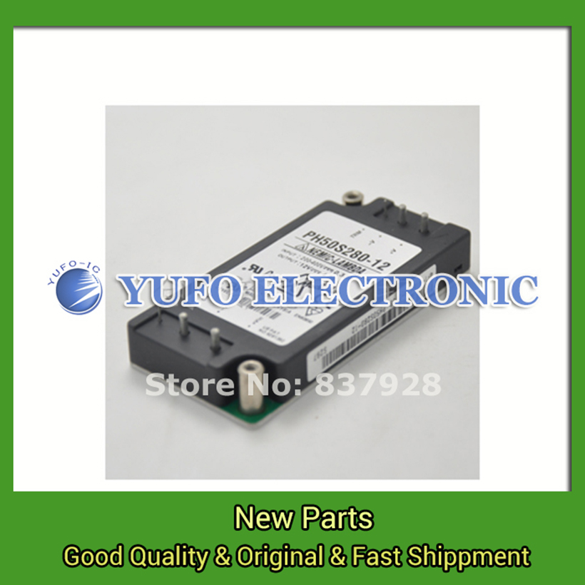 Free Shipping 1PCS  PH50S280-12 power Module DC-DC AC-DC supply new original special YF0617 relay free shipping 400a single phase bridge rectifier module mdq 400 welding type used for dc and rectifying power supply