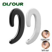 DISOUR S103 Bluetooth Earphone Ear Hook Business Sports Music Wireless Stereo Headsets Business Head