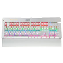 Professional Mechanical Gaming Esport Keyboard with Tactile High-speed 104 Keys Anti-ghosting Blue Switch Fully Colorful LED(China)