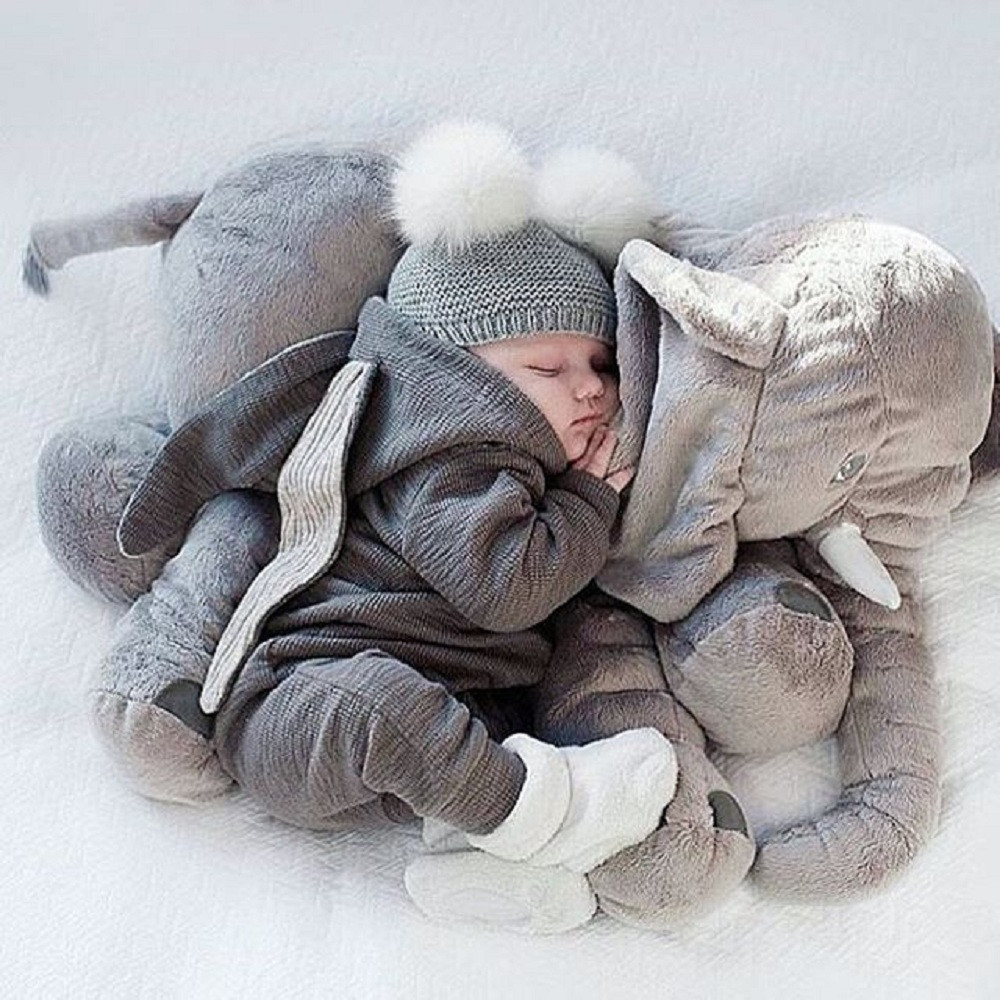 new Jumpsuit born baby clothes Rabbit 3D Ear Warm   Romper   Jumpsuit Outfits Hooded ClothesInfant Baby Girl Boy winter baby clothes