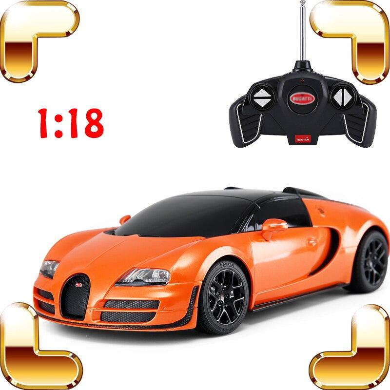 Nouvel an cadeau 1/18 RC télécommande jouets voiture LED Machine électrique enfants jouer jeu de course radiocommande véhicule échelle présent