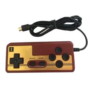 Второй 2-й плеер мини-B контроллер для CoolBoy для FC для RS-20 Классическая 8-битная Ретро игровая портативная консоль