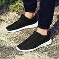 Diseñador de Zapatos de Lujo de Los Hombres 2016 Deportes de Los Hombres de Malla Transpirable de Marea Zapatos Corrientes de los Pares Corredor De Goma Zapatillas de Deporte El Envío Libre