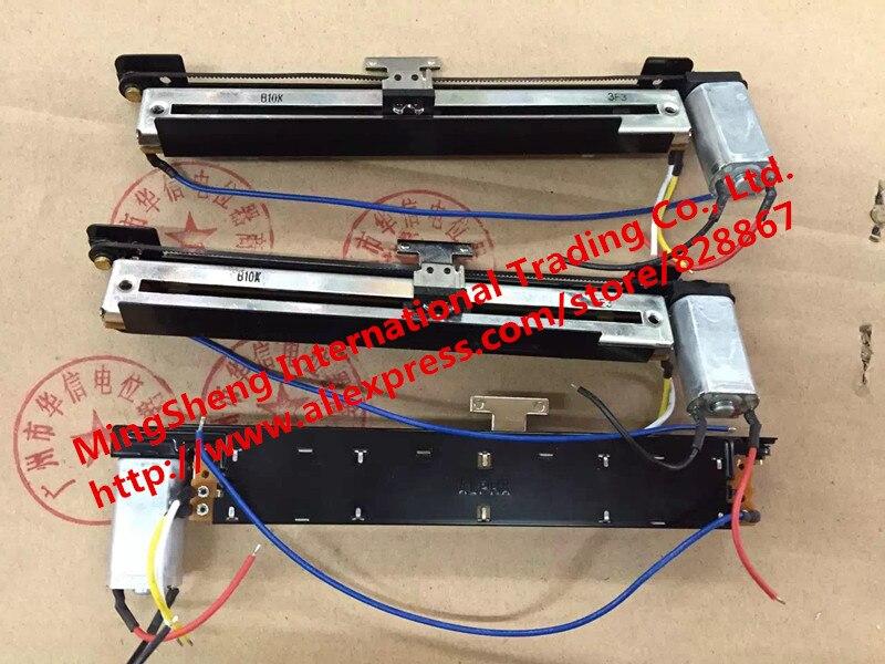 Original nouveau 100% import RA00B1M Mono 151 MM potentiomètre numérique B10K 8 T fader poignée unique (commutateur)
