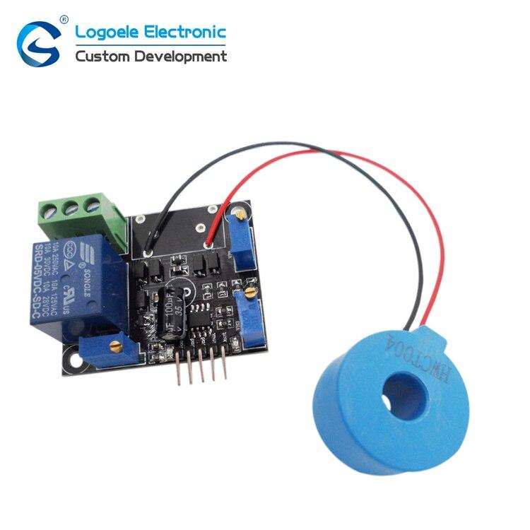 atual sensor de sobrecorrente módulo de detecção