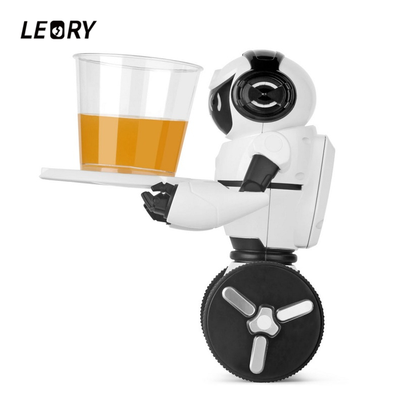 LEORY Balance RC Robot WIFI Camera Intelligent Balance RC Robotic Toys Original F4 For Children Kids Christmas Gift Present ...