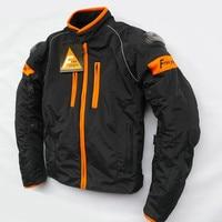 Men Body Armor Hot Sale Motocross 2016 New Winter Warm Motorcycle Jacket Racing Titanium Shoulders Riding