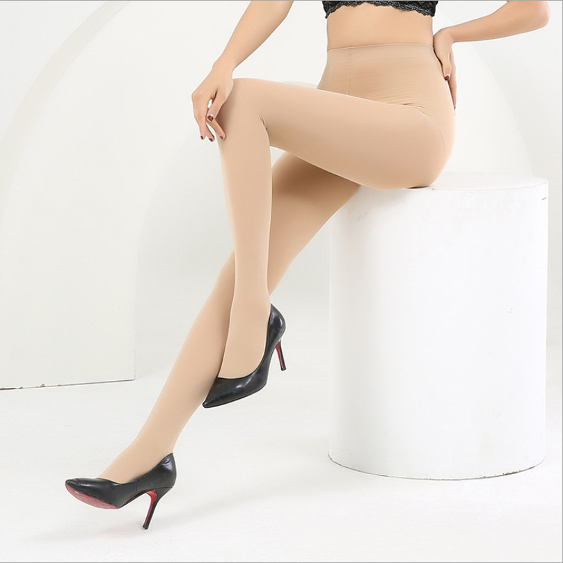 Autumn Spring Women Tights 2 Colors Styles Sexy Women Pantyhose Black Nude Foot Female stockings Fashion Slim Tights