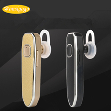 Honsigogo Moda Mini Sem Fio Bluetooth Estéreo Fone de Ouvido Com Cancelamento de Ruído Fones De Ouvido Super Longa Duração da bateria para o iphone samsung xiaomi