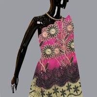 1612x0828d35 Оптовая моды шнур Кружево Дизайн Асо Оке в нигерийском стиле французского фатина Ткань Африканский Кружево Ткань для Для женщин сва...
