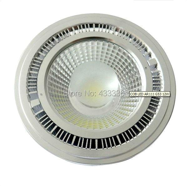 Wholesale 10pcs g53 ar111 e27 GU10 9W mini led spotlight warm white day white cold white light furniture 85-265V led cob