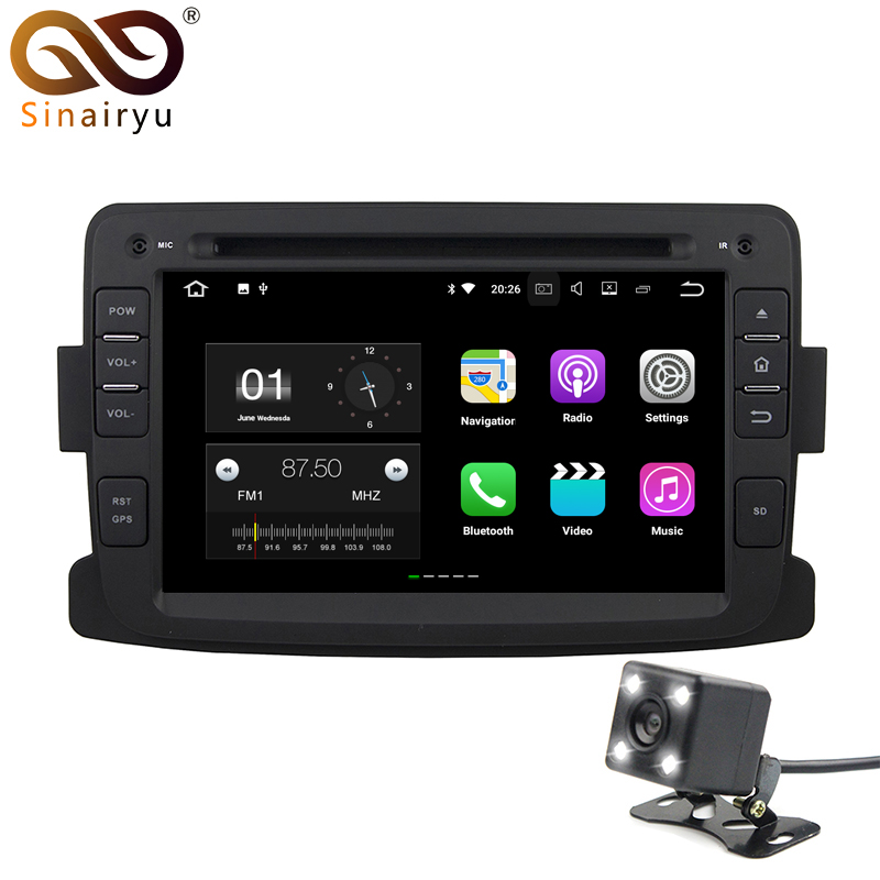 HD 7 IPS Screen 2GB RAM Android 7 1 1 Car DVD GPS font b Multimedia