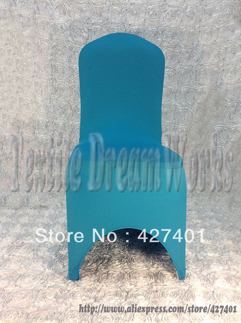 Superieur Hot Sale Turquoise Lycra Chair Cover / Spandex Chair Covers / Wedding Chair  Covers For Wedding
