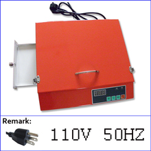 New style polymer plate exposure machine