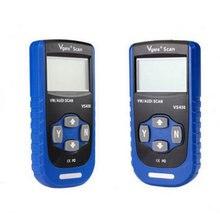 Бесплатная Доставка Vgate Сканирования VS450 VW VAG Сканер OBD2 Диагностический Инструмент Сканер Для Автомобилей Сканер Автомобильной Диагностики