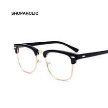 2017 Oversized Men Sunglasses Women Brand Designer Flat Top Sun Glasses Frame Square Sunglasses Clear Transparent Male Female